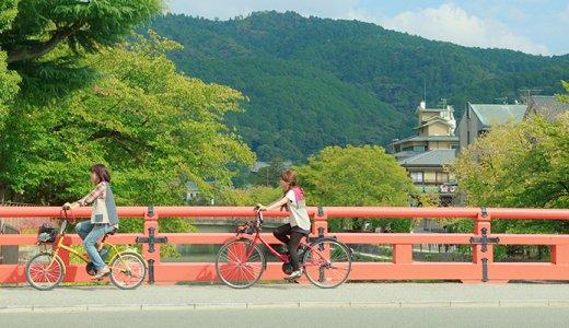 【自転車観光の魅力 11選】だから、自転車に乗るんです。