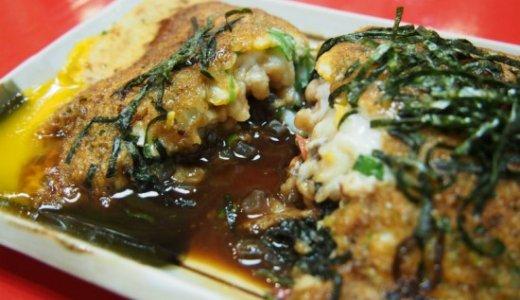 甘辛ソースが絶品!今も変わらず愛される祇園の名店:壱銭洋食