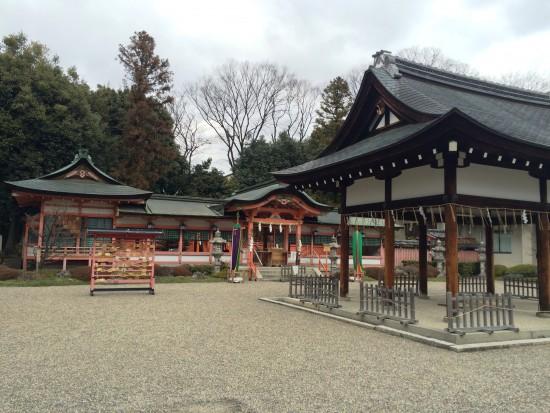 20150113西院春日神社