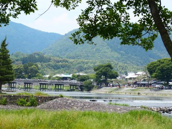 20150529桂川サイクリングロード