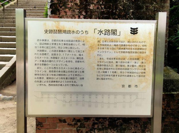 設計は、疏水本体と同様、田辺朔郎です。