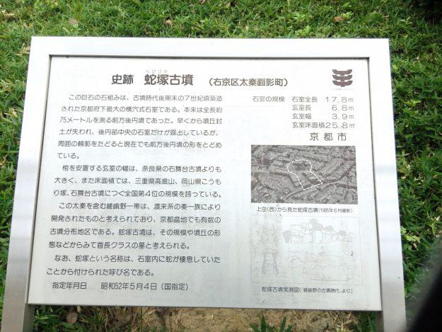 7世紀ころに作られたもので、秦氏に由来すると書かれています。