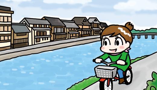 自転車の交通ルールのご紹介