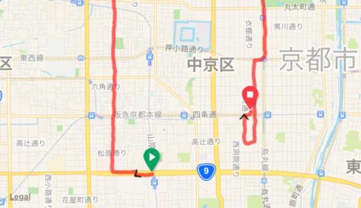 スマホのGPSアプリで、自転車旅を簡単に記録する方法