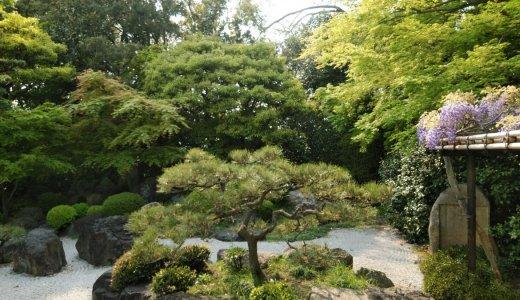 小堀遠州の枯山水庭園も注目!:御香宮神社
