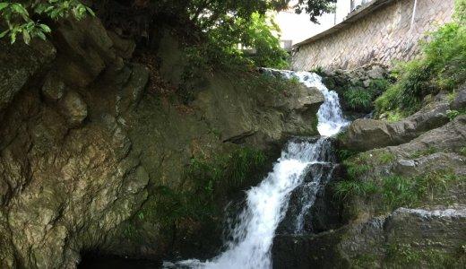 鳴滝の「鳴滝」を求めて