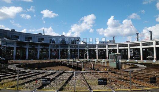 明日は「鉄道の日」!鉄道博物館では新快速特別展示が開催中!(下京区)