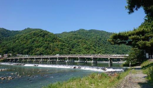 嵐山と別荘地嵯峨野をめぐる~渡月橋から竹林へ~